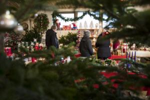 besøg julestuen på Mosegaarden